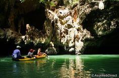 Hong by Starlight Kayaking Tour - Phuket Kayaking - John Gray's Sea Canoe Day Trip