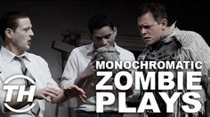 I interviewed Chris Bond, the director! :) Looking forward to seeing this play tonight. Get stoked guys... zombies!