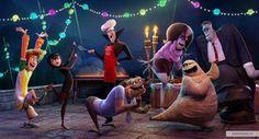 Монстры на каникулах 2 3D :: Фильмы :: Синематика