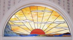 Prairie Sunset - Some items - Gallery - Stained Glass Town Square
