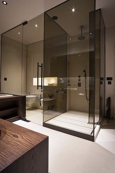 The World's Most Beautiful Shower Enclosures   Apartment Therapy
