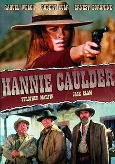 """Hannie Caulder"" (1971), starring Raquel Welch, is a seminal rape-revenge movie."