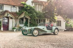 Caterham's Newest Car Is A Blast From The Past
