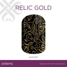 Jamberry Holiday Gift Sets - just launched, get yours now! Jamberry Christmas, Jamberry Business, Jamberry Nail Wraps, Christmas Gifts, Holiday, How To Find Out, I Am Awesome, Product Launch, Gold