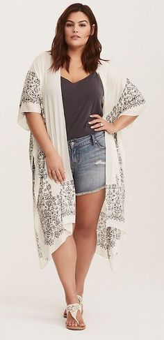 summer outfits plus size - summer outfits - summer outfits women - summer outfits women - summer outfits black girl - summer outfits women over 40 - summer outfits beach - summer outfits plus size - summer outfits 2020 Plus Size Kimono, Dress Plus Size, Plus Size Jeans, Outfits Plus Size, Plus Size Summer Outfit, Plus Size Fashion For Women Summer, Beach Outfits Women Plus Size, Plus Size Summer Dresses, Plus Size Beach Wear