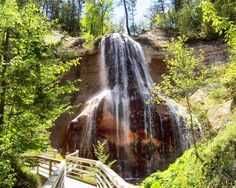Smith Falls State Park at Valentine is truly one of the best camping sites you can find in Nebraska! #SummerFun