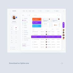 "@spline.one on Instagram: ""Download on spline.one ⠀ #ui #webdesign #ux #uiux #uidesign #uxdesign #interface #userinterface #userexperience #download #sketch #xd…"" Web Design, Desktop Screenshot, Instagram, Sketch, Menu, Sketch Drawing, Menu Board Design, Design Web, Sketches"