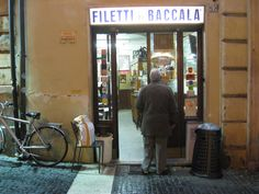 The best fried baccala in Rome. We'll tell you where to eat with the locals.