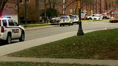 11/28/16 A Somali man legally living in the US ran over pedestrians at Ohio State University and stabbed people with a knife Monday before he was shot to death by police. Officials say they are investigating whether it was a terrorist attack.