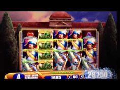 Napoleon & Josephine slot machine JACKPOT!