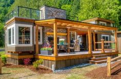 The Best Modern Tiny House Design Small Homes Inspirations No 118