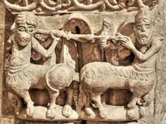 Centauros - San Claudio de Olivares, Zamora