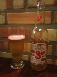 ! I´ve already drank this beer ! [Sol - Standard American Lager - 4.5%abv]