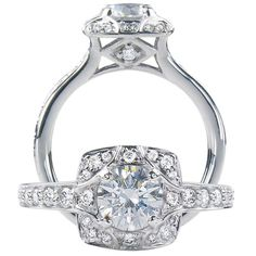 Gorgeous ring, by Ritani