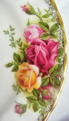 Old Country Roses  Royal Doulton