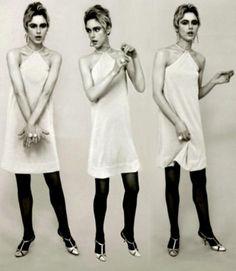1960s style icon Edie Sedgwick.
