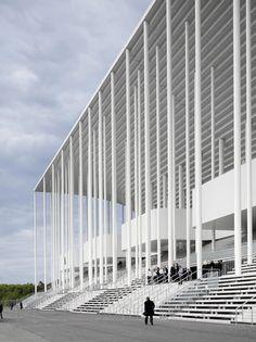 Herzog & De Meuron's Nouveau Stade de Bordeaux