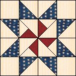 With Heart and Hands: Free Patriotic Quilting Patterns