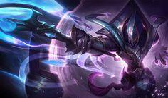 Galactic Azir Splash Art