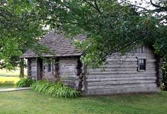 A reconstruction of the Little House in the Big Woods, built on land owned by Charles & Caroline Ingalls (Pa & Ma) is located seven miles north of Pepin on County Road CC. The Little House Wayside is cared for by the Laura Ingalls Wilder Memorial Society of Pepin and is open year-round for self-guided tours.