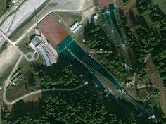 Trampolino Pragelato | Salto con gli sci | Olimpiadi Torino 2006 | impianti