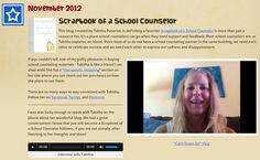 November 2012 Website of the Month!   www.elementaryschoolcounseling.org