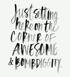 HFC Daily Affirmation - Today I will be awesome!   www.hungryforchange.tv