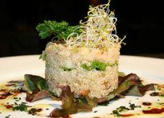 Risotto de quinoa, uno de mis favoritos.