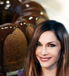 Light chocolate cake - needs translation Greek Sweets, Greek Desserts, Greek Recipes, Fun Desserts, Cake Frosting Recipe, Frosting Recipes, Greek Cake, Cheesecake Cupcakes, Macaron Recipe