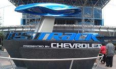 The new Chevy Test Track #tmomchevy #tmomdisney