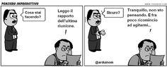 #Palmiro e il dodecalogo del lavoratore instancabile - Leggi il post http://www.tibicon.net/2010/07/il-dodecalogo-del-lavoratore-instancabile.html