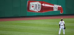 Andrew McCutchen to be drowned in ketchup.