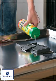 Show your dishwasher some love today! Give the interior a good cleaning with Lemishine dishwasher cleaner. Shop on the GE Appliances Parts Store today.