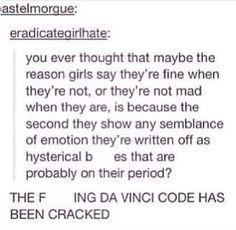 The code has been cracked.