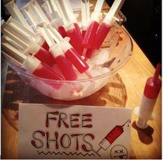 Free Shots!