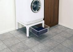 Köp Smarthem Collection Förhöjningssockel med Korg till Tvättmaskin SH_74 - Kök och Badrum på nätet - Smarthem.se