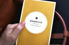 Nashville / A Beautiful Mess / Wildsam Field Guides