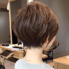 Pin on hair makeup Pin on hair makeup Short Shag Hairstyles, Short Hairstyles For Women, Trendy Hairstyles, Short Straight Hair, Short Grey Hair, Short Hair Cuts, Short Hair Syles, My Hairstyle, Stylish Hair