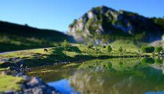 Lagos de Covadonga. Asturias. Spain.
