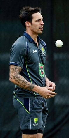 Mitchell Johnson- AUS Cricket