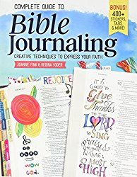 Ready to start Bible journaling? Here are tips and tools for bible journaling for beginners.