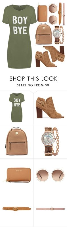 """Untitled #172"" by kweencupcake08 on Polyvore featuring WearAll, Sam Edelman, Charriol, Michael Kors, Chloé, rag & bone and Dorothy Perkins"