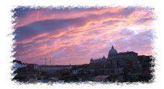 Angel's Gate San Pietro Sunset