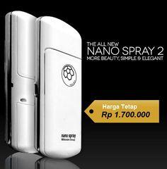 Nano Spray MCI 100% asli