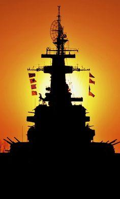 USS North Carolina Wilmington, NC