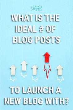 Okay. Let's talk about how many blog posts you should have when you launch a blog. There are a lot of different answers out there on the net for this questions. So, how many posts do you need to start a blog?  It depends on the type of blog launch you go with.  There are three different styles of launches I am going to discuss with you. We'll go over all three and I'll tell you which one is my favorite. Do You Need, Getting To Know You, Just Do It, Told You So, First Blog Post, Blog Writing, Let Them Talk, Virtual Assistant, Blogging For Beginners