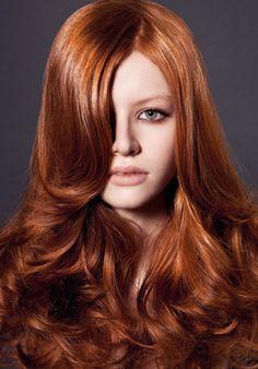 2017 Sonbahar Kış Tarçın Saç Rengi Modelleri