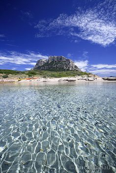 Tavolara, Sardinia | by Luca Picciau on Flickr