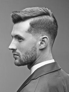 Our expert shows you the hottest fade haircut styles currently trending. From the taper fade to the low fade haircut to the high fade, we show you the best fade haircuts. Undercut Hairstyles, Hairstyles Haircuts, Haircuts For Men, Haircut Men, Short Undercut, Men Undercut, Short Beard, Modern Hairstyles, Latest Hairstyles