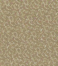 Simple Luxuries Fall Sequin Gold Polyester Spandex Fabric - Joann Fabric